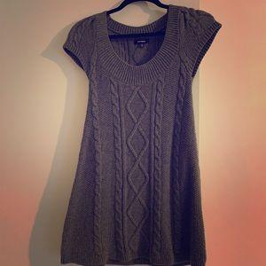 Express knit dress.